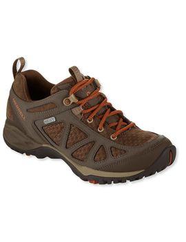 Women's Merrell Siren Sport Q2 Low Waterproof Hiking Shoes by L.L.Bean
