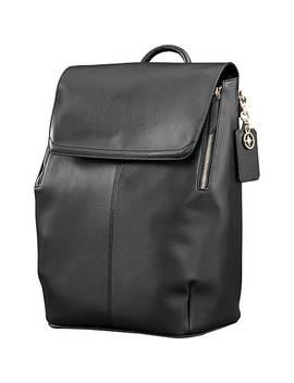 Ladies Leather Hampton Backpack by Samsonite