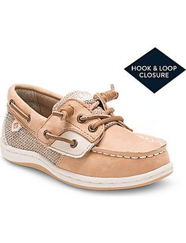 Songfish Jr. Boat Shoe by Sperry