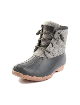 Womens Sperry Top Sider Saltwater Wool Boot by Sperry Top Sider