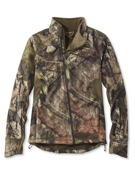 Women's Ridge Runner Soft Shell Jacket, Camo by L.L.Bean