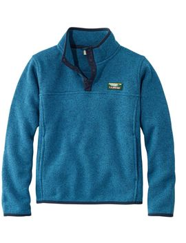 Kids' L.L.Bean Sweater Fleece, Pullover by L.L.Bean