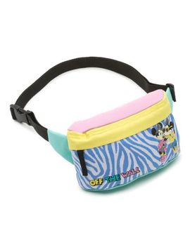 Disney X Vans Hyper Minnie Mouse Burma Fanny Pack by Vans