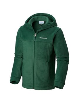 Boys' Steens™ Ii Fleece Hoodie Jacket by Columbia Sportswear