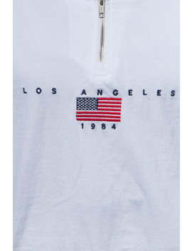 Missy Los Angeles 1984 Top by Brandy Melville