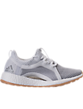 Women's Adidas Pure Boost X Clima Running Shoes by Adidas