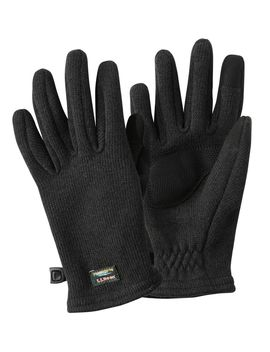 L.L.Bean Sweater Fleece Gloves, Women's by L.L.Bean