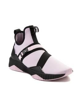 Womens Puma Defy Mid Street Athletic Shoe by Puma