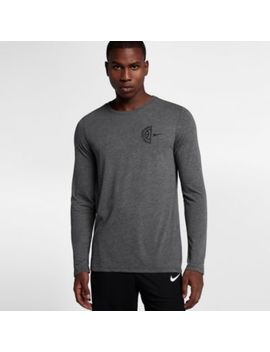 Nike Heathers L/S T Shirt   Men's by Nike
