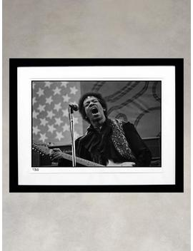 Jimi Hendrix By Larry Hulst by John Varvatos