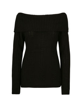 """""""Marilyn"""" Ribbon Trim Pullover Sweater by Ricki's"""