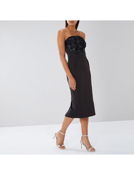Maria Cocktail Bustier Dress by Coast