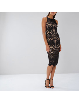 Clemence Halter Dress by Coast