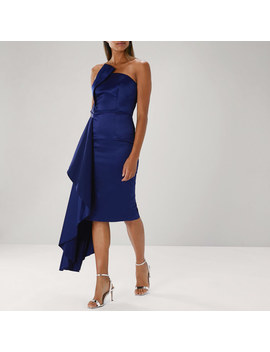 Blissy Bandeau Shift Dress by Coast