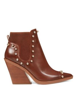 Zoneout Studded Booties by Nine West