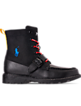 Boys' Big Kids' Polo Ralph Lauren Ranger Hi Ii Boots by Polo Ralph Lauren