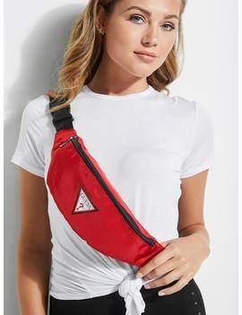 Don Logo Print Belt Bag by Guess