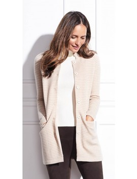Mirian Cashmere Sweater Jacket by J.Mc Laughlin