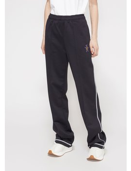 Elastic Waist Jersey Trouser by Marni