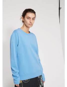Cashmere Crewneck Sweater by Dries Van Noten