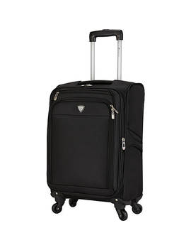 "Monterey 18"" Expandable Carry On Spinner Luggage by Travelers Club Luggage"