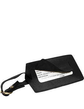 Popular Leather Luggage Tag by Royce Leather