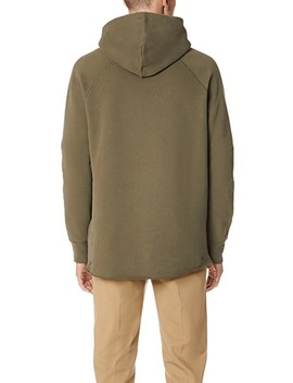Unhemmed Hoodie by Levi's Made &Amp; Crafted