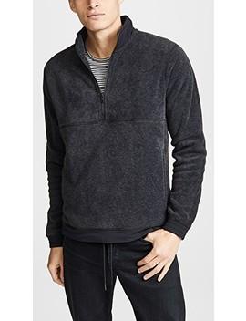Polartec Fleece Half Zip Pullover by Reigning Champ