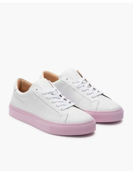 Greats® Royale Reverse Leather Low Top Sneakers by Madewell