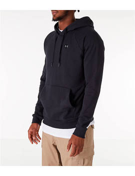 Men's Under Armour Rival Fleece Pullover Hoodie by Under Armour