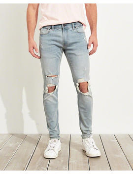 Hollister Extreme Stretch Super Skinny Jeans by Hollister