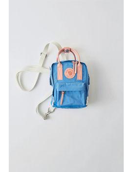 Minitasche Blau by Acne Studios