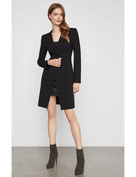 Pointed Shoulder Coat by Bcbgmaxazria