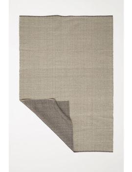 Großer Baumwollteppich by H&M