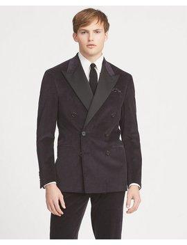 Polo Corduroy Tuxedo Jacket by Ralph Lauren