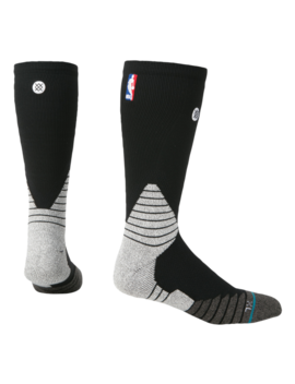 Stance Nba On Court Solid Crew Socks by Foot Locker