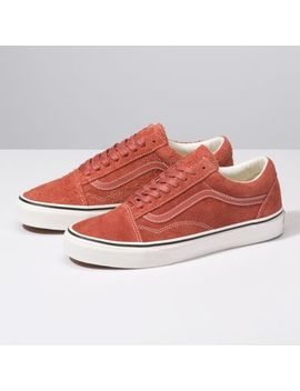 Hairy Suede Old Skool by Vans