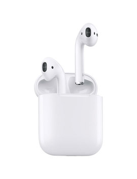 Écouteurs Bouton Bluetooth Avec Micro Air Pod D'apple (Mmef2 C/A)   Blanc by Apple