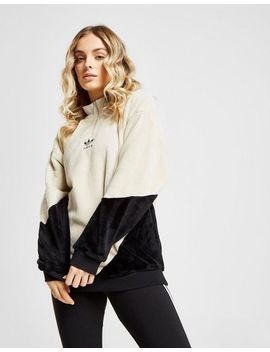 Adidas Originals Pull Polar Fleece Femme by Adidas Originals