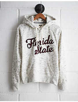Tailgate Women's Florida State Space Dye Hoodie by American Eagle Outfitters
