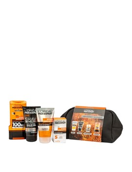 L'oréal Men Expert Hydra Energetic Washbag Christmas Gift Set by L'oréal Paris