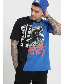 T Just Cut W   T Shirt Print by Diesel