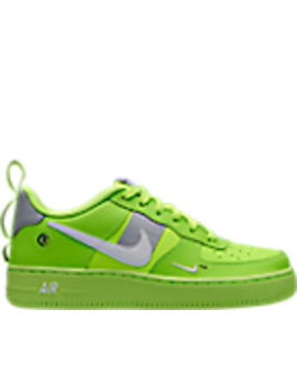 Boys' Big Kids' Nike Air Force 1 '07 Lv8 Utility Casual Shoes by Nike