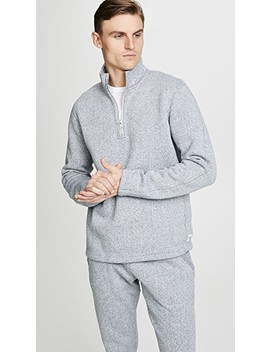 Tiger Fleece Half Zip Pullover by Reigning Champ