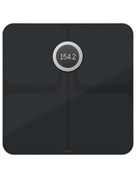 Fitbit Aria 2 Wi Fi Smart Scale   Black by Fitbit