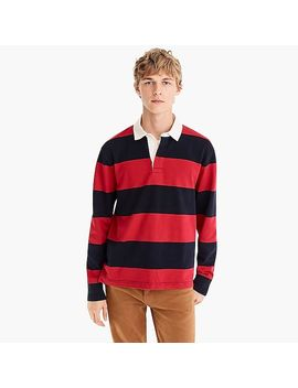 1984 Rugby Shirt In Gordon Stripe by J.Crew