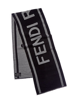 Fendi Wool Scarf by Fendi