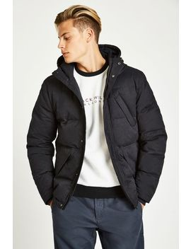 Hatfield Hooded Puffer Jacket by Jack Wills