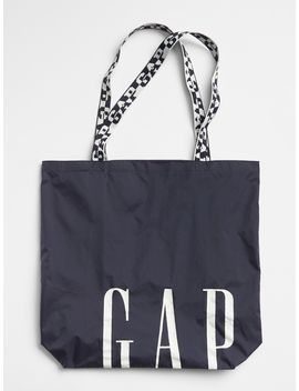 Logo Packable Tote by Gap
