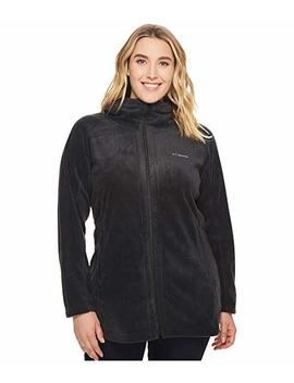 Plus Size Benton Springs™ Ii Long Hoodie by Columbia